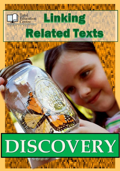 Linking Discovery Related Texts