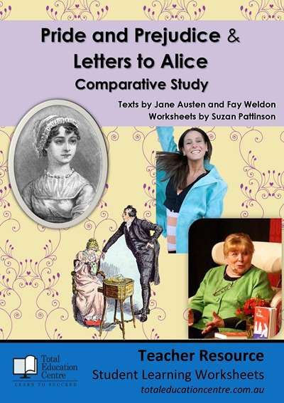 Pride and Prejudice and Letters to Alice - Comparative Study