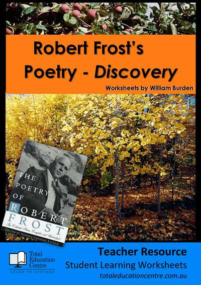 Frost's Poetry - Discovery