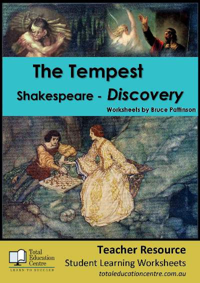 The Tempest - Discovery