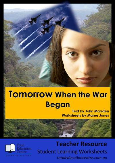 Classroom Activities: Tomorrow When the War Began