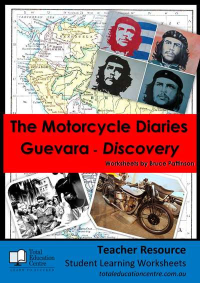 The Motorcycle Dairies - Discovery