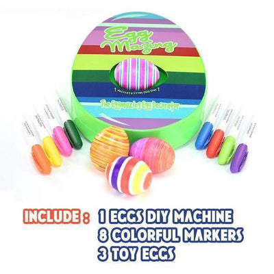 Easter gift-Fun DIY eggs