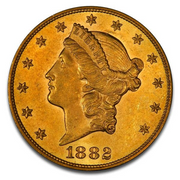 Liberty Gold Coins