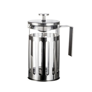 Open image in slideshow, Stainless Steel French Press Coffee Maker