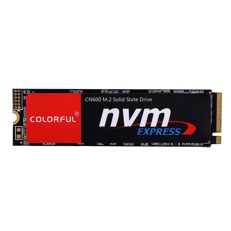 COLORFUL CN600 Series PCI-Express 3D NAND Internal Solid State Drive (SSD)