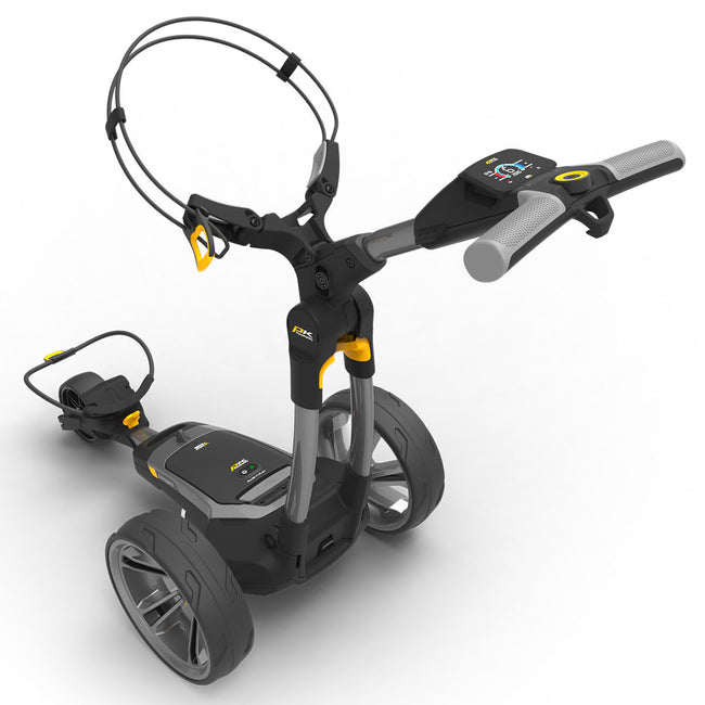 Powakaddy CT6 Lithium Compact Grey Trolley | Overview of CT6 Trolley