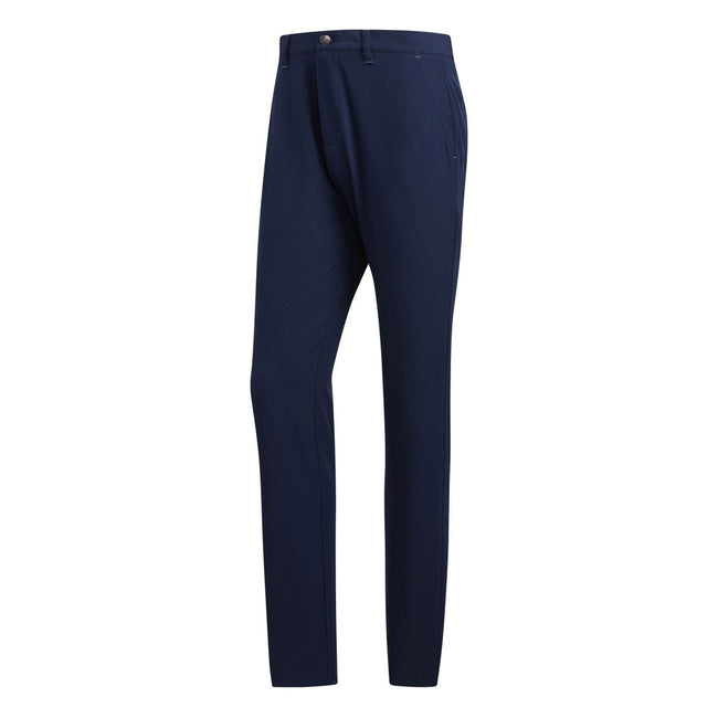 Adidas Ultimate365 Tapered Navy Golf Pants | Front View