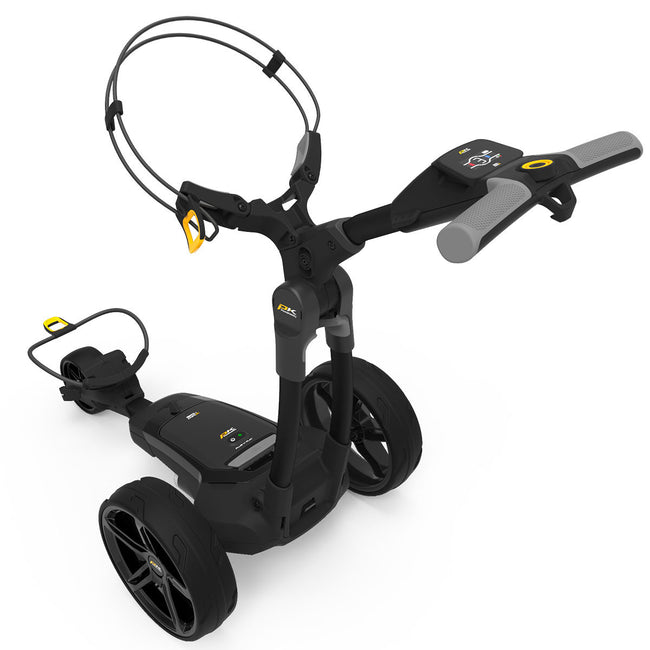 Powakaddy FX3 18 Hole Lithium Black Trolley | Overview of Trolley