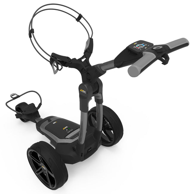Powakaddy FX5 18 Hole Lithium Grey Trolley | Overview of Trolley