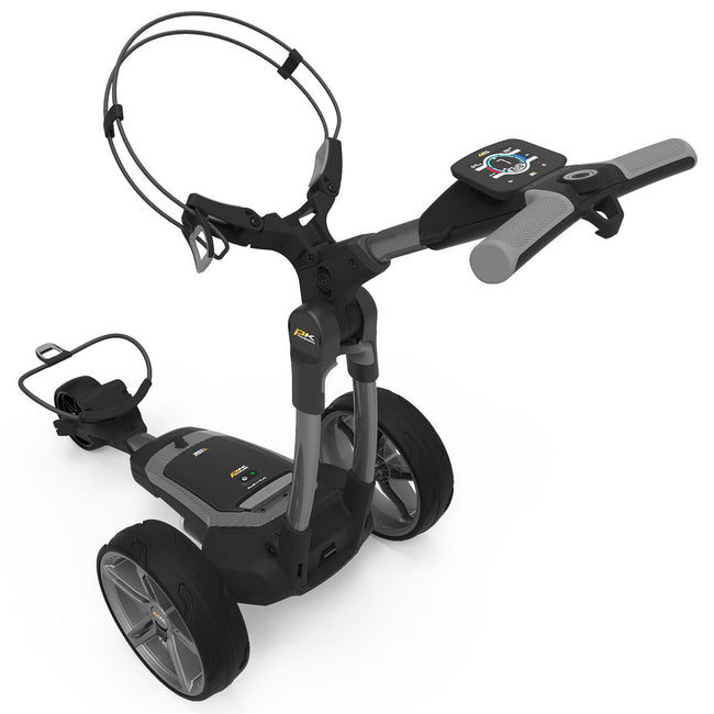 Powakaddy FX7 18 Hole Lithium Grey Trolley | Overview of Trolley