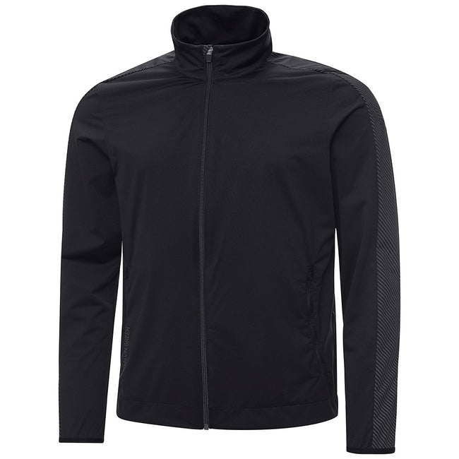 Galvin Green Laurent IF-1 Black Golf Jacket | Front View of Jacket