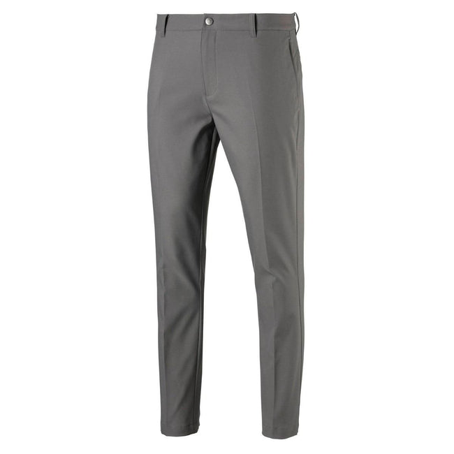 Puma Golf Jackpot Tailored Grey Pant | Overview of Trousers