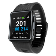 Shot Scope V3 Smart GPS Golf Watch - Black