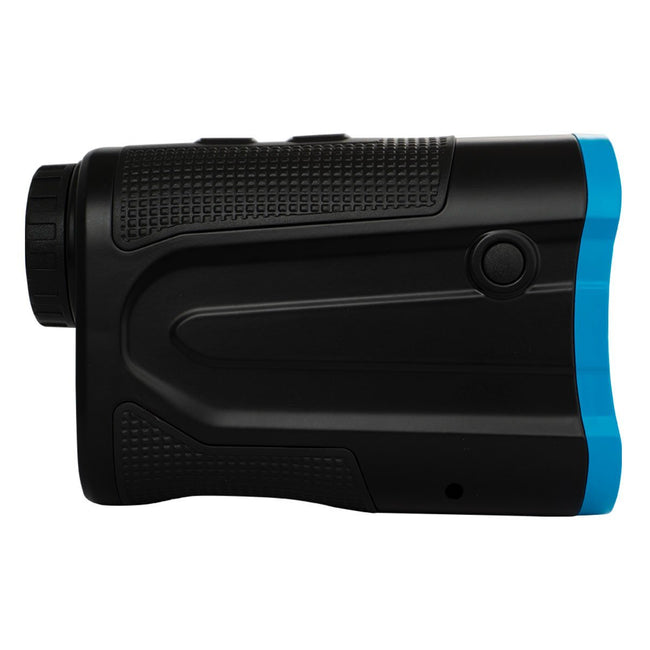 Shot Scope Pro L1 Laser Rangefinder - Black/Blue | View of Side