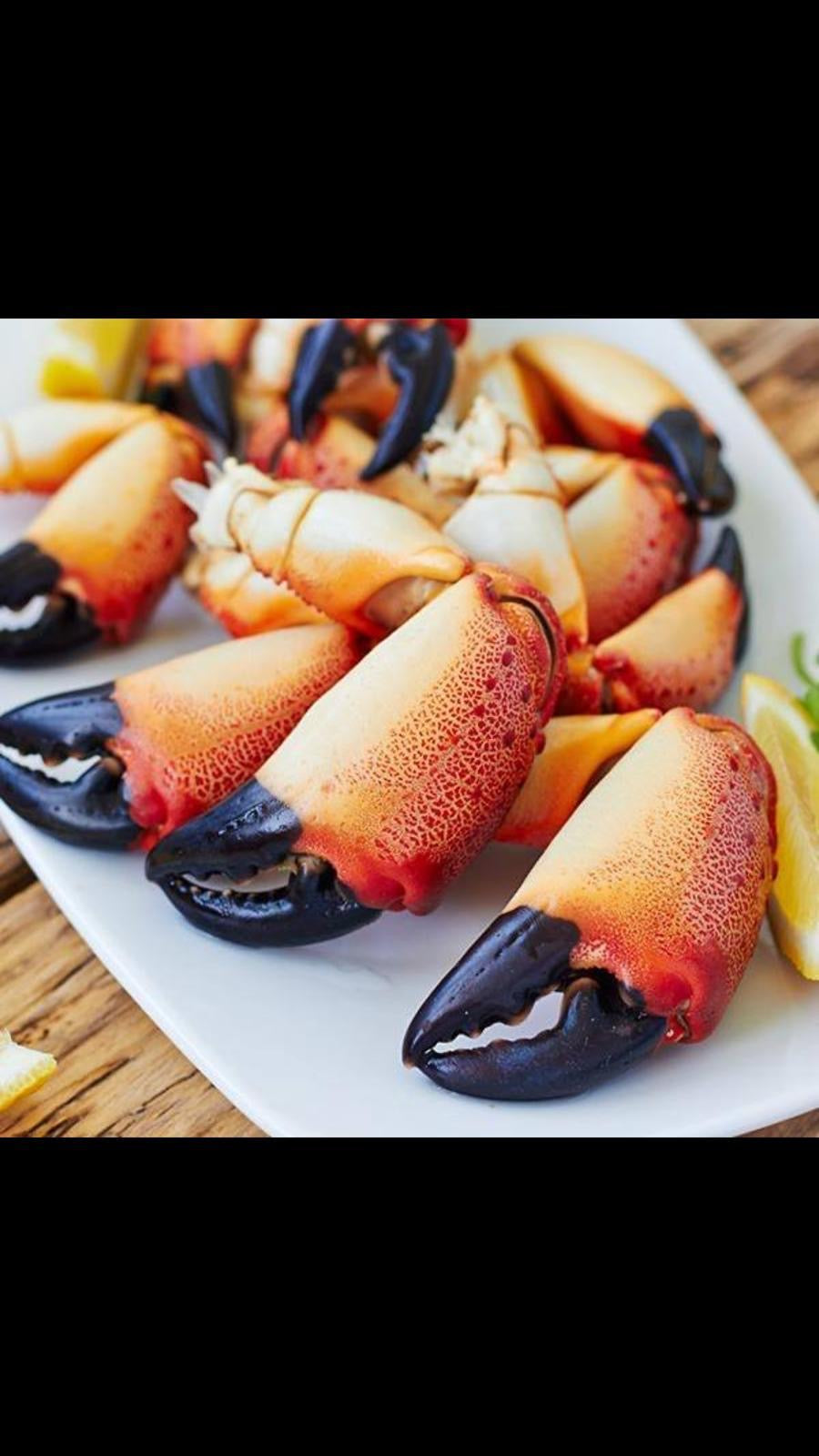 2kg of Crab Claws