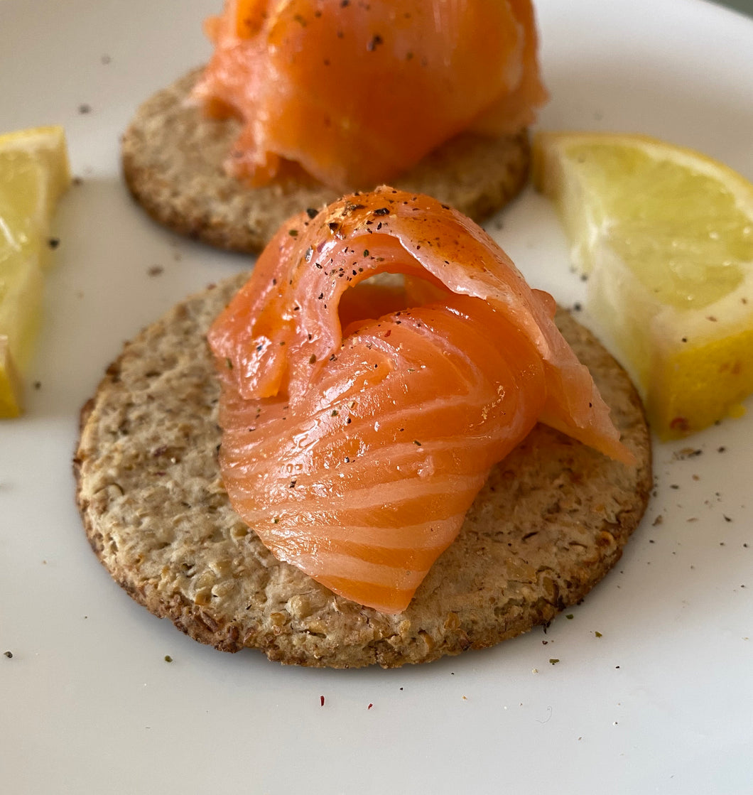 Deluxe Scottish Smoked Salmon