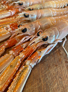 """The Legendary Clonker"" XXL Langoustines"