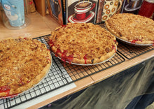 Load image into Gallery viewer, Pie - Strawberry Rhubarb