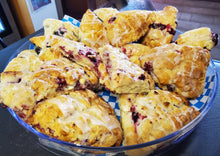 Load image into Gallery viewer, Scones - Lemon Cranberry
