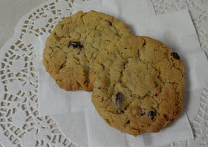 Cookies - Oatmeal Raisin