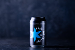 FREEDOM LAGER (330ml)