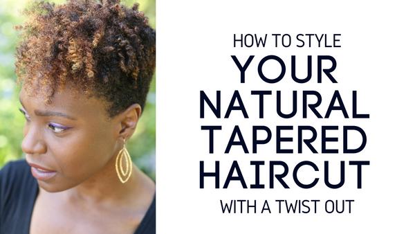 Blended Beauty: Twist Out on Natural Hair