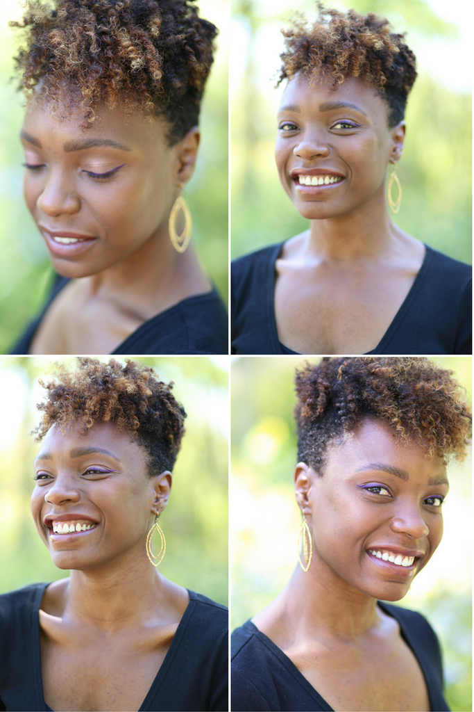 Blended Beauty Twist out