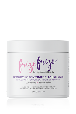 Detoxifying Bentonite Clay Hair Mask
