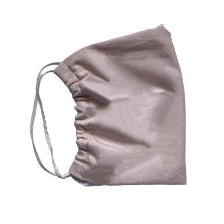 Rosé - 2 Layer Cotton Mask