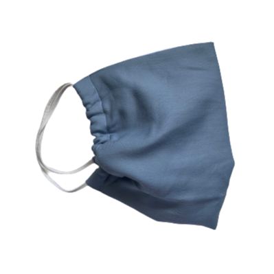 Steel - 2 Layer Cotton Mask