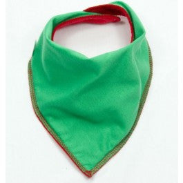 Santa's Little Helper Dribble Bib