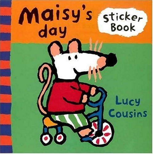 Maisy's Day Sticker Book