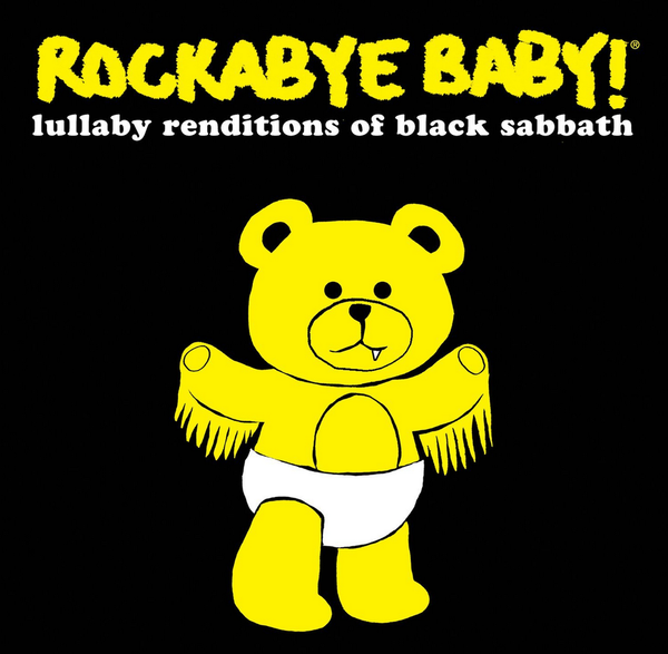 Rockabye Baby Black Sabbath CD
