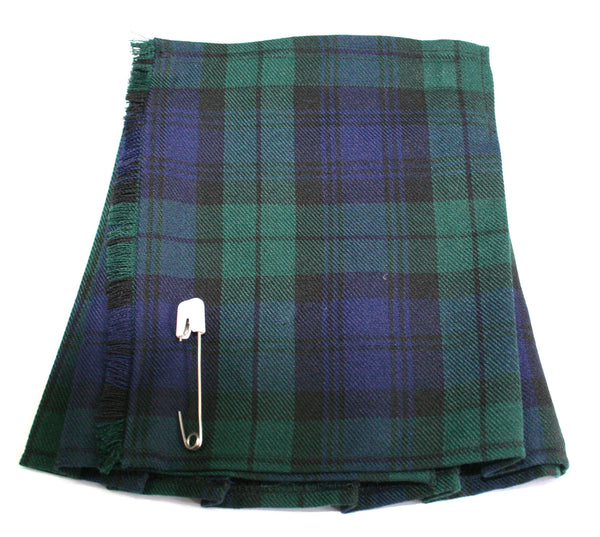 Black Watch Tartan Baby Kilt