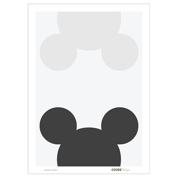 Cooee Design Mouse Remix Print | Limited Edition