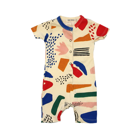 Bobo Choses Matisse Jumpsuit | 3-6 Months