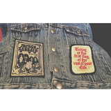ROCK / METAL / PUNK Custom Denim Jacket