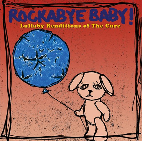Rockabye Baby The Cure CD