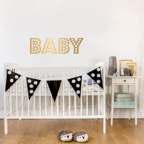 Baby Wall Sticker