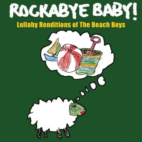 Rockabye Baby Beach Boys CD