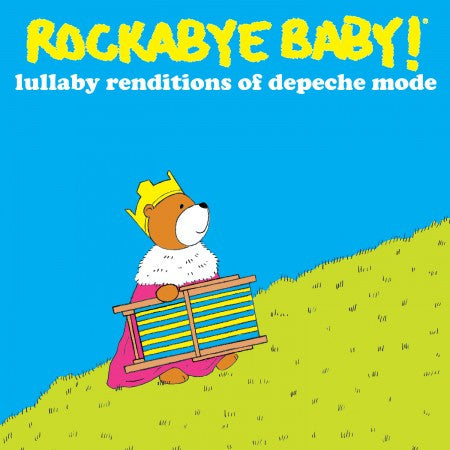 Rockabye Baby Depeche Mode CD