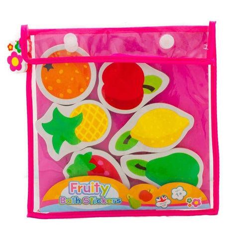 Fruit Bath Stickers