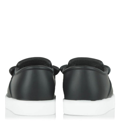 Mini Melissa IT Black Loafer
