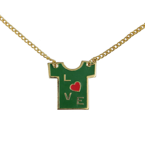 Vintage Necklace | Love Tee