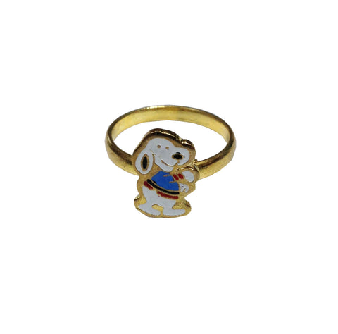 Vintage Snoopy Ring | Dancer