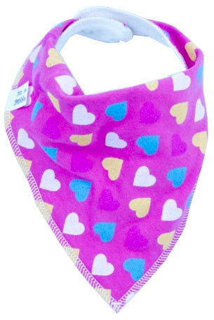 Sweetheart Dribble Bib