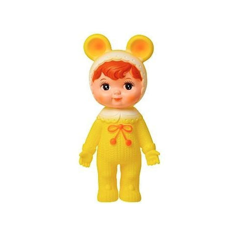 Lapin & Me Yellow Woodlands Doll