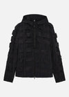 AIR BRAKE ANORAK BLACK