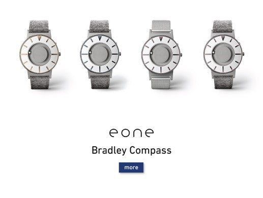 Bradley Compass Collection 指南針系列